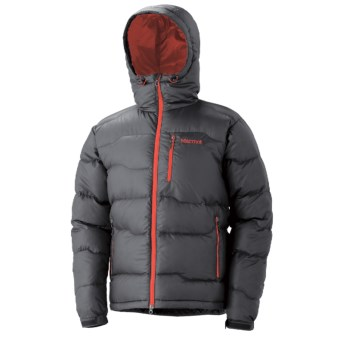 Marmot Ama Dablam Down Jacket - 800 Fill Power (For Men) in Slate Grey