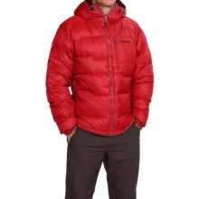 Marmot Ama Dablam Down Jacket - 800 Fill Power (For Men) in True Team Red - Closeouts