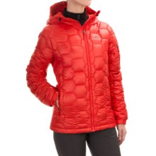 Marmot Ama Dablam Down Jacket - 800 Fill Power (For Women) in Cherry Tomato - Closeouts