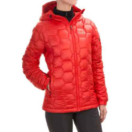 Marmot Ama Dablam Down Jacket - 800 Fill Power (For Women) in Cherry Tomato - Closeouts