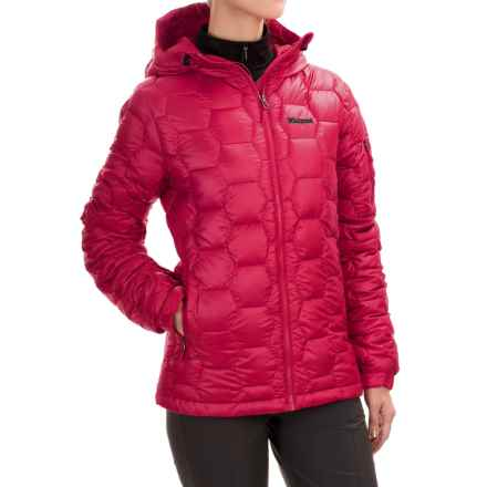 Marmot Ama Dablam Down Jacket - 800 Fill Power (For Women) in Persian Red - Closeouts