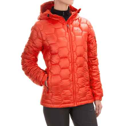 Marmot Ama Dablam Down Jacket - 800 Fill Power (For Women) in Poppy - Closeouts