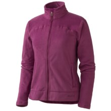 Marmot Ana Jacket - Fleece (For Women) in Dark Rose - Closeouts