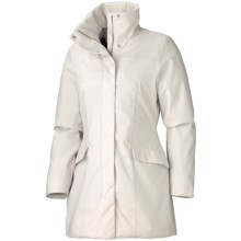 Marmot Ana Jacket - Waterproof, Insulated (For Women) in Whitestone - Closeouts