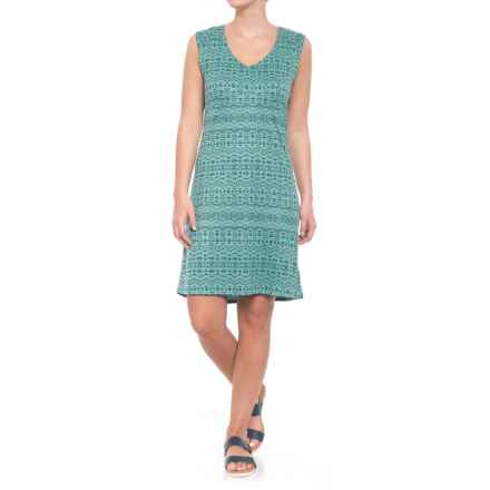 Marmot Annabelle Dress - UPF 50, Sleeveless (For Women) in Teal Tide Sunfall - Closeouts