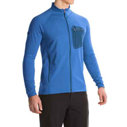 Marmot Ansgar Polartec® Power Stretch® Jacket (For Men) in Cobalt Blue - Closeouts