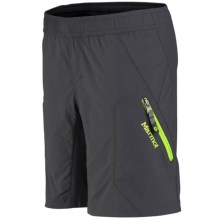 Marmot Approach Shorts - UPF 50, Stretch Nylon (For Boys) in Slate Grey - Closeouts