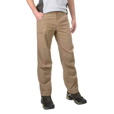 Marmot Arch Rock Pants - UPF 50 (For Men) in Desert Khaki - Closeouts