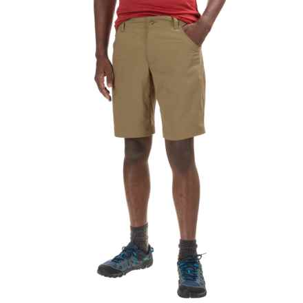 Marmot Arch Rock Shorts - UPF 50 (For Men) in Desert Khaki - Closeouts