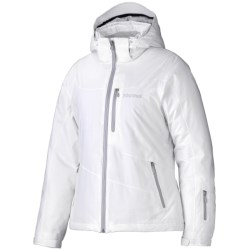 Marmot Arcs Jacket - Waterproof, Insulated (For Women) in Sea Glass