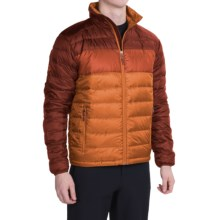 Marmot Ares Down Jacket - 600 Fill Power (For Men) in Vintage Orange/Mahogany - Closeouts