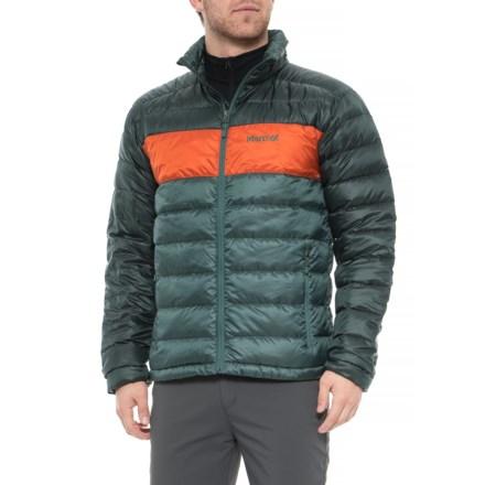 Marmot Ares Jacket (For Men) in Mallard Green Orange Haze - Closeouts e46c678bd
