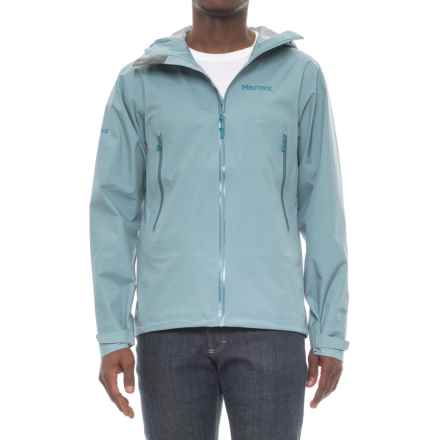 Marmot Aron Gore-Tex® Jacket - Waterproof (For Men) in Blue Granite - Closeouts