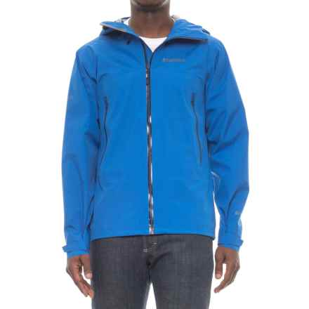 Marmot Aron Gore-Tex® Jacket - Waterproof (For Men) in True Blue - Closeouts