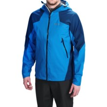 Marmot Artemis Jacket - Waterproof (For Men) in Ceylon Blue/Dark Sapphire - Closeouts