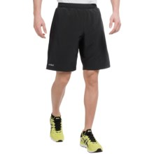 Marmot Ascend Shorts - UPF 30+, Built-In Liner (For Men) in Black - Closeouts
