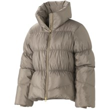 Marmot Ascona Down Jacket - 800 Fill Power (For Women) in Champagne - Closeouts
