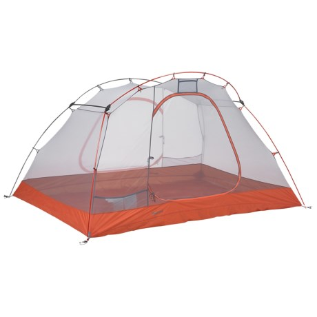 Marmot Astral 2P Tent with Footprint - 2-Person, 3-Season in Terra Cotta/Pale Pumpkin