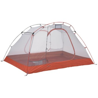 Marmot Astral 3P Tent - 3-Person, 3-Season in Terra Cotta/Pale Pumpkin
