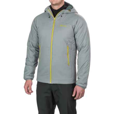 Marmot Astrum Jacket - Insulated (For Men) in Grey Storm - Closeouts