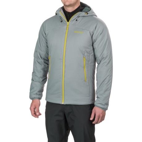 Marmot Astrum Jacket - Insulated (For Men) in Grey Storm