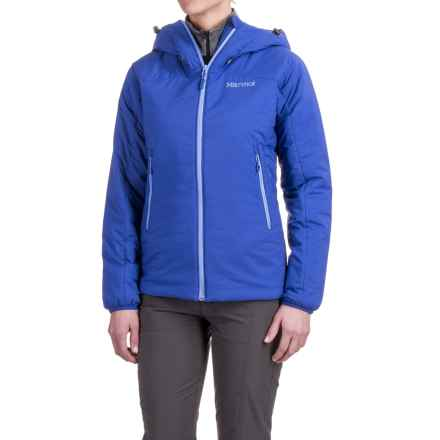 Marmot Astrum Jacket - Insulated (For Women) in Royal Night - Closeouts