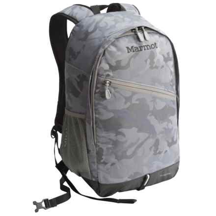 Marmot Auburn Backpack in Cinder/Black - Closeouts