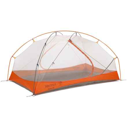 Marmot Aura 2 Tent - 2-Person, 3-Season in Vintage Orange - Closeouts