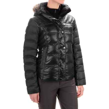 Marmot Ava Down Jacket - 700 Fill Power (For Women) in Black - Closeouts