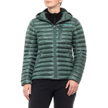 22957f06a Marmot Avant Featherless Hoodie - Insulated (For Women) in Mallard Green -  Closeouts