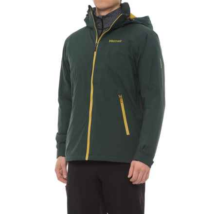Marmot Axis NanoPro® Jacket - Waterproof, Insulated (For Men) in Dark Spruce - Closeouts