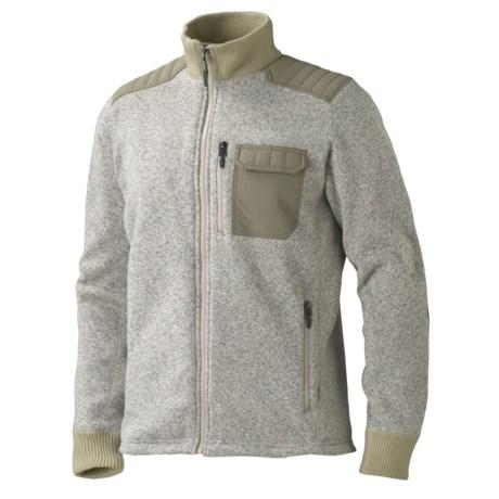 Marmot Backroad Fleece Jacket (For Men) in Sandstorm