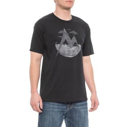 ea98e077f767 Marmot Balula T-Shirt - Short Sleeve (For Men) in Black - Closeouts