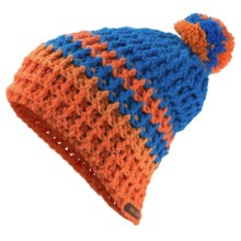 Marmot Bar Pom Beanie Hat (For Men) in Cobalt Blue - Closeouts