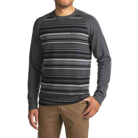 Marmot Barnes Shirt - UPF 50+, Long Sleeve (For Men) in Slate Grey - Closeouts