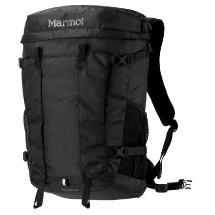 Marmot Big Basin 30L Backpack in Black - Closeouts