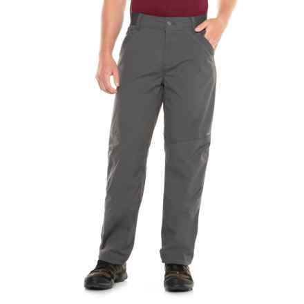 Marmot Bishop Pants - UPF 50 (For Men) in Slate Grey - Closeouts