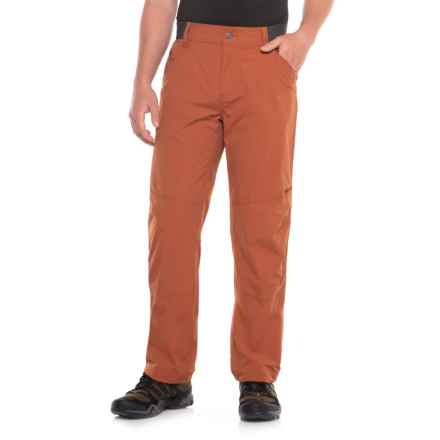 Marmot Bishop Pants - UPF 50 (For Men) in Terracotta - Closeouts