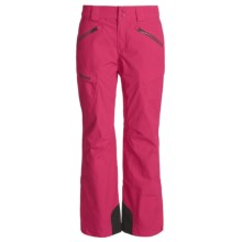 Marmot Blitz Pants - Waterproof (For Women) in Bright Rose - Closeouts
