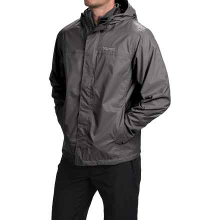 Marmot Boundary Water Jacket - Waterproof (For Men) in Slate Grey - Closeouts