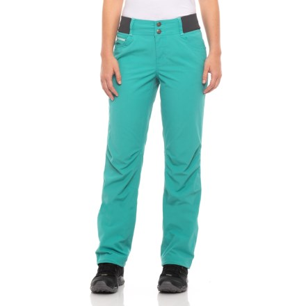 e2f2a2d3e24 Marmot Cabrera Pants - UPF 50 (For Women) in Teal Tide - Closeouts