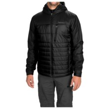 Marmot Caldera Hooded Jacket - Insulated (For Men) in Black - Closeouts