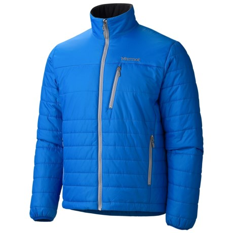 Marmot Caldera Jacket - Insulated (For Men) in Cobalt Blue