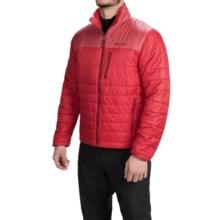 Marmot Caldera Jacket - Insulated (For Men) in Team Red / Dark Crimson - Closeouts