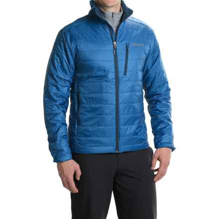 Marmot Calen Jacket - Insulated (For Men) in Blue Night - Closeouts