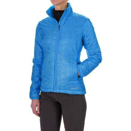 Marmot Calen Jacket - Insulated (For Women) in Aqua - Closeouts