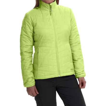 Marmot Calen Jacket - Insulated (For Women) in Citrus Ice - Closeouts