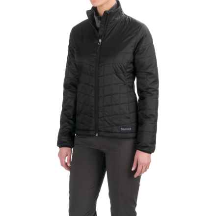 Marmot Calen Jacket - Insulated (For Women) in New Black - Closeouts