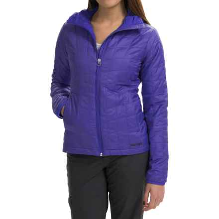 Marmot Calen PrimaLoft® Hooded Jacket - Insulated (For Women) in Blue Dusk - Closeouts