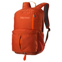 Marmot Calistoga 30L Backpack in Rusted Orange/Mahogany - Closeouts